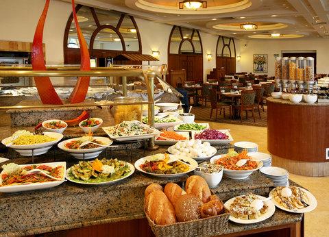 Jerusalem Gardens Hotel and Spa - Restaurant