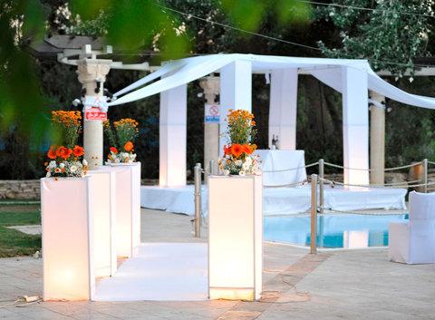 Jerusalem Gardens Hotel and Spa - Wedding