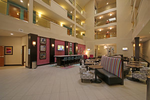 Lobby - Holiday Inn Express Hotel & Suites North Charlotte
