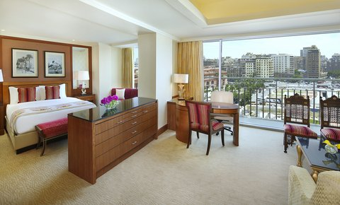 The Nile Ritz-Carlton, Cairo - Junior Suite
