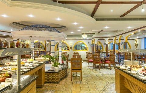 Coral Dubai Deira Hotel - Buffet restaurant