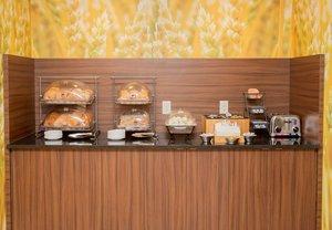 Restaurant - Fairfield Inn by Marriott Lumberton