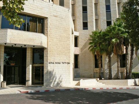 Royal Hotel Jerusalem - Exterior