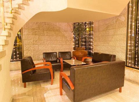 Royal Hotel Jerusalem - Lobby