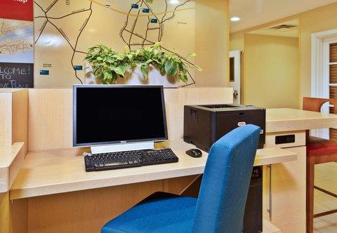 TownePlace Suites Republic Airport Long Island/Farmingdale - Business Center