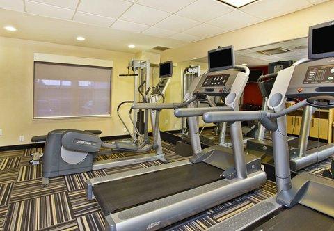 TownePlace Suites Republic Airport Long Island/Farmingdale - Fitness Center