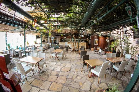 Jerusalem Hotel - Terrace