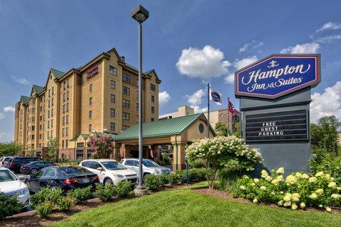 Hampton Inn - Suites Nashville-Vanderbilt-Elliston Place - Hampton Inn Nashville Vanderbilt Ellsiton day