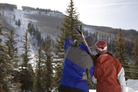 Vail Cascade Resort and Spa - Vail Cascade Winter Exterior