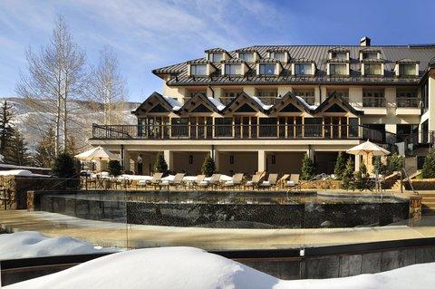 Vail Cascade Resort and Spa - Vail Cascade Exterior Pool