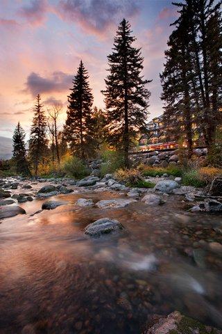Vail Cascade Resort and Spa - Vail Cascade Exterior Gore Creek
