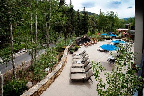 Vail Cascade Resort and Spa - Vail Cascade Exterior