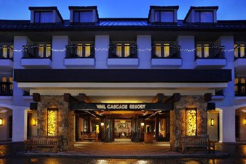 Vail Cascade Resort and Spa - Vail Cascade Exterior Porte Cochere