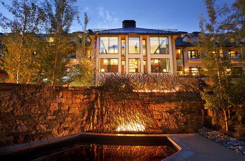 Vail Cascade Resort and Spa - Vail Cascade Exterior Hot Tub