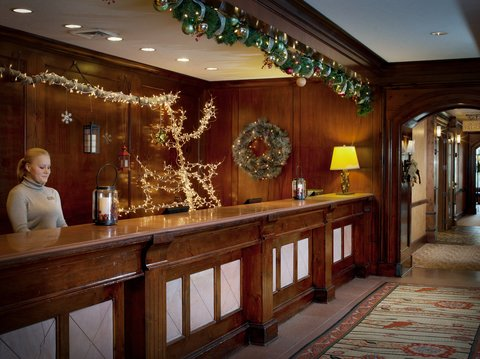 Vail Cascade Resort and Spa - Vail Cascade Interior Lobby