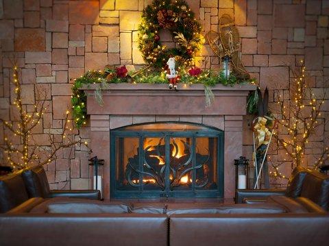 Vail Cascade Resort and Spa - Vail Cascade Interior Fireplace