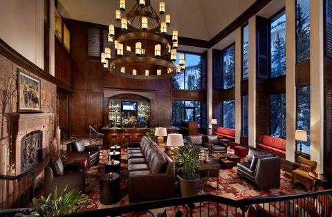 Vail Cascade Resort and Spa - Vail Cascade Dining Fireside Bar