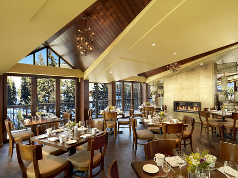 Vail Cascade Resort and Spa - Vail Cascade Dining Atwater on Gore Creek