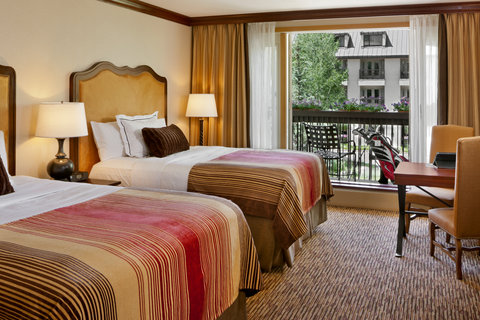 Vail Cascade Resort and Spa - Vail Cascade Hotel Guest Room Alpine