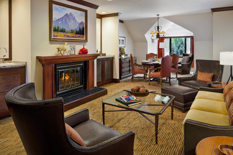 Vail Cascade Resort and Spa - Vail Cascade Hotel Suite Gore Creek
