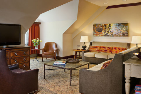 Vail Cascade Resort and Spa - Vail Cascade Hotel Suite Timberline