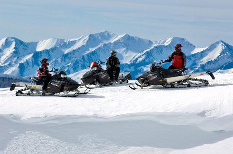 Vail Cascade Resort and Spa - Vail Cascade Recreation Winter Snowmobile
