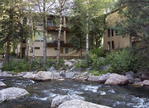 Vail Cascade Resort and Spa - Vail Cascade Condos Millrace Exterior