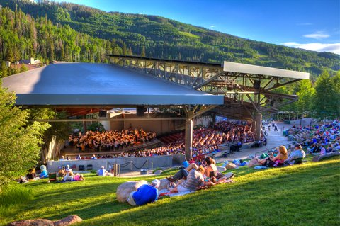 Vail Cascade Resort and Spa - Vail Cascade Recreation Summer Concerts
