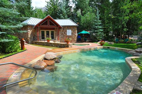 Vail Cascade Resort and Spa - Vail Cascade Condos Exterior Millrace