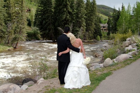Vail Cascade Resort and Spa - Vail Cascade Weddings Exterior Gore Creek
