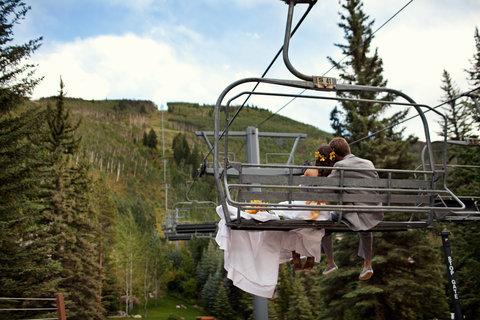 Vail Cascade Resort and Spa - Vail Cascade Wedding Summer Wedding