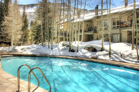Vail Cascade Resort and Spa - Vail Cascade Condos Coldstream Exterior