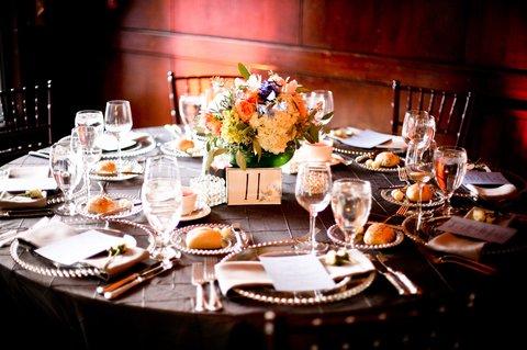 Vail Cascade Resort and Spa - Vail Cascade Weddings Interior Dinner