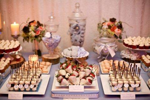 Vail Cascade Resort and Spa - Vail Cascade Weddings Food