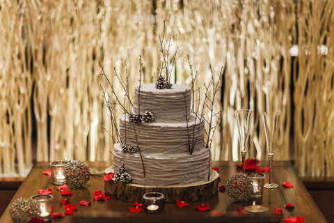 Vail Cascade Resort and Spa - Vail Cascade Weddings Cake