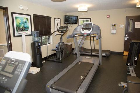 Staybridge Suites CO SPRINGS-AIR FORCE ACADEMY - Staybridge Suites Fitness Room