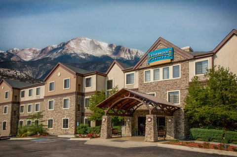 Staybridge Suites CO SPRINGS-AIR FORCE ACADEMY - Staybridge Suites Hotel Exterior
