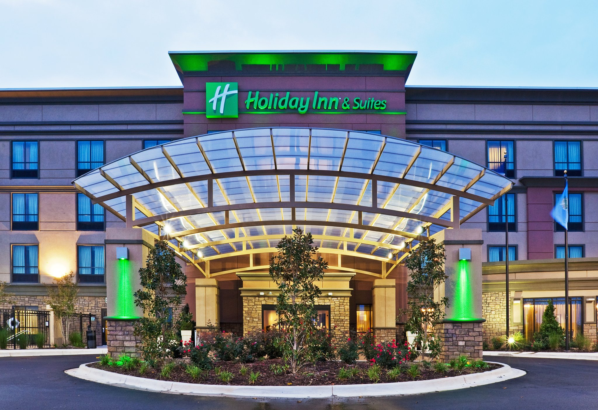 Holiday Inn & Suites - University