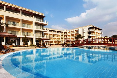 Moevenpick Resort Cairo-Pyramids - Pool1