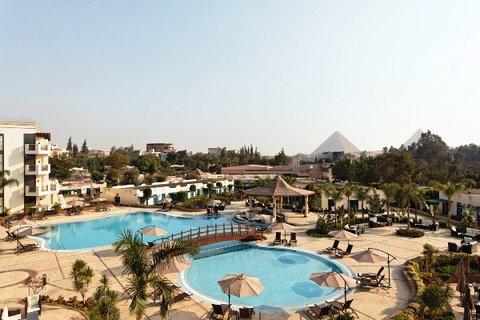 Moevenpick Resort Cairo-Pyramids - Exterior