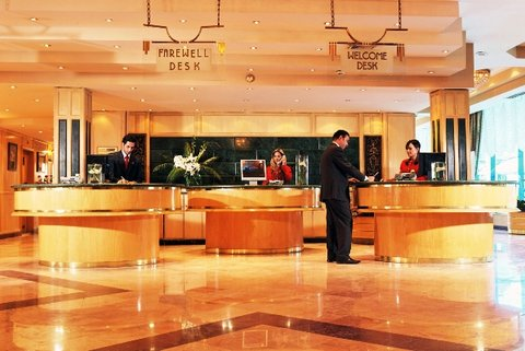 Moevenpick Resort Cairo-Pyramids - Lobby