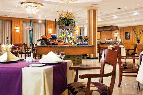 Moevenpick Resort Cairo-Pyramids - Restaurant