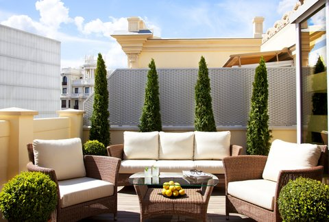 Urso Hotel and Spa - Junior Suite with Terrace