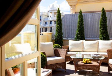 Urso Hotel and Spa - Junior Suite Terraza
