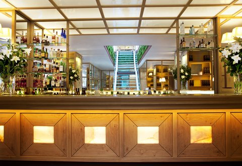 Urso Hotel and Spa - URSO Bar