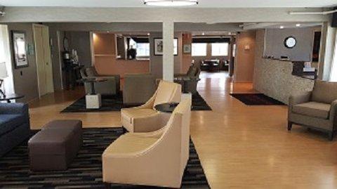 Roosevelt Hotel Williston - Lobbyresize
