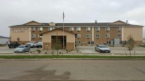 Roosevelt Hotel Williston - Propfrontresize