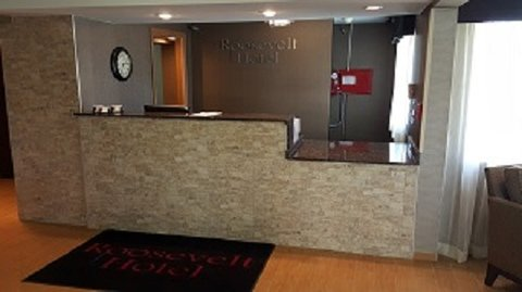 Roosevelt Hotel Williston - Frontdeskresize