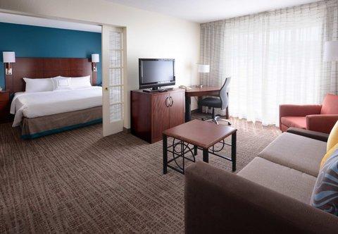 Residence Inn Dallas Market Center - One-Bedroom Suite