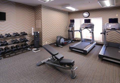 Residence Inn Dallas Market Center - Fitness Center